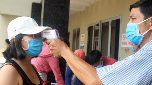 [ẢNH] Các chốt chặn ở Quảng Nam 'căng mình' kiểm soát dịch