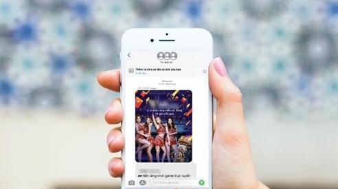 Người dùng iPhone Việt Nam 'than trời' vì liên tục bị quảng cáo cá cược làm phiền