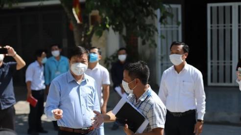 Bộ Y tế thành lập 'Bộ Chỉ huy tiền phương' chống dịch COVID-19 tại Đà Nẵng