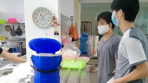 Bảo đảm sinh viên ở lại Đà Nẵng an tâm giãn cách