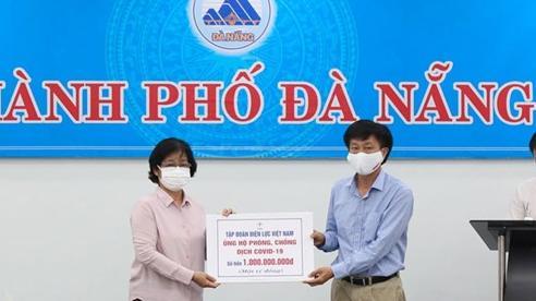 Các doanh nghiệpủnghộ Đà Nẵng phòng, chống dịch Covid-19