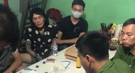 Đôi nam nữ cung cấp ma túy cho đối tượng nghiện ở vùng nông thôn