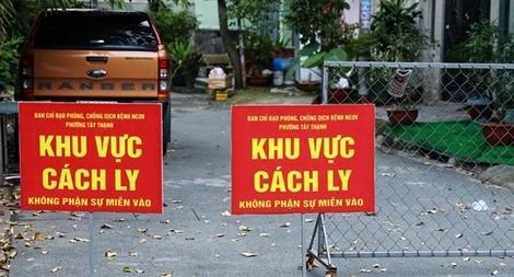 Tiếp tục phong tỏa một điểm tại TP Hồ Chí Minh có người nghi nhiễm COVID-19