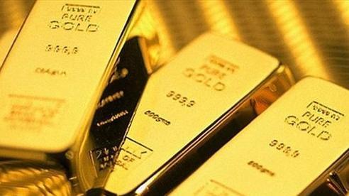 Giá vàng khép lại tháng 7 'rực rỡ' với mức tăng hơn 10%