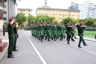 Học viện Kỹ thuật Quân sự: Sôi nổi Hội thao Huấn luyện chiến đấu