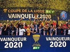 Paris Saint-Germain hoàn tất 'cú ăn ba' sau loạt luân lưu may rủi