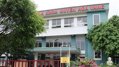 [ẢNH] Đà Nẵng hoàn thành Bệnh viện dã chiến đầu tiên