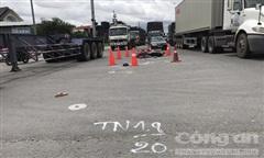 Liên tiếp xảy ra tai nạn giao thông ở Dĩ An, 2 người chết