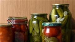 Các loại thực phẩm lên men tốt cho sức khỏe