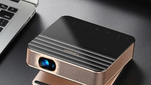 Lenovo ra mắt máy chiếu siêu nhỏ, có cổng USB-C để chiếu hình ảnh từ smartphone, giá 10 triệu đồng