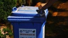 Nghe thấy tiếng động lạ bên trong thùng rác, người đàn ông phát hiện tội ác kinh hoàng