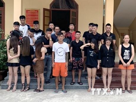 Quảng Ninh kiểm tra phòng, chống dịch, bắt giữ đối tượng dùng ma túy