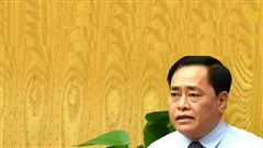 Chân dung tân Chủ tịch UBND tỉnh Lạng Sơn