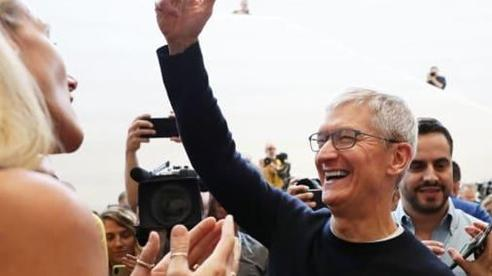 Vượt đại gia dầu mỏ, Apple lần đầu trở thành công ty giá trị nhất thế giới