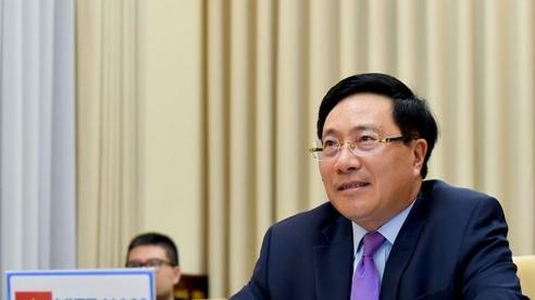 Ngoại giao trong tuần: Kỷ niệm 25 năm Việt Nam gia nhập ASEAN, đưa hơn 2.500 công dân về nước