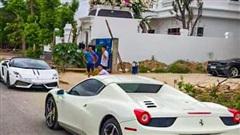 Lamborghini Gallardo LP570-4 Performante độc nhất Việt Nam cùng Ferrari 458 Spider lạ lẫm bất ngờ xuất hiện tại Hải Phòng
