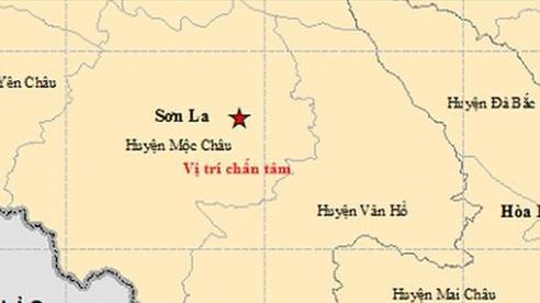 Lại xảy ra động đất ở Sơn La với cường độ 3,6 độ richter