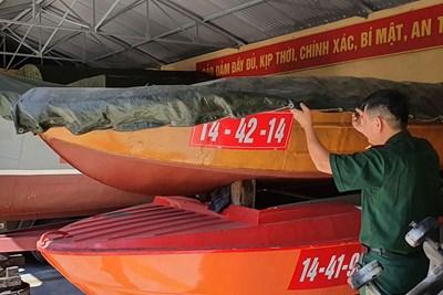 Lực lượng vũ trang tỉnh Quảng Ninh sẵn sàng ứng phó diễn biến cơn bão Sinlaku