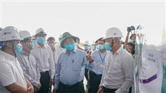 Thủ tướng yêu cầu sớm triển khai dự án cầu Mỹ Thuận vì đã có vốn
