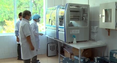 Trường ĐH Phan Châu Trinh được xét nghiệm sàng lọc SARS-CoV-2
