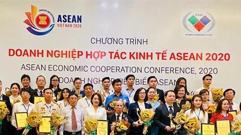 Hanoi Telecom nhận giải top 10 doanh nghiệp tiêu biểu ASEAN