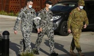 Bang Victoria, Úc ban bố tình trạng thảm hoạ toàn bang vì số ca Covid-19 tăng vọt
