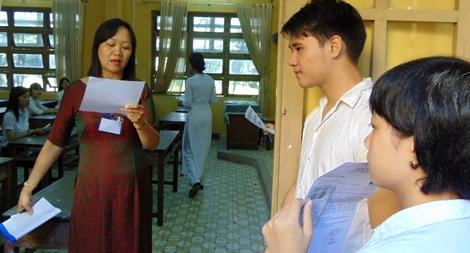 Quảng Nam đề xuất 3 phương án thi tốt nghiệp THPT 2020