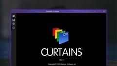 Tự tạo giao diện cho Windows 10 với Stardock Curtains