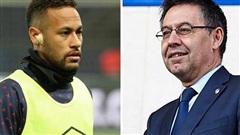 Barca thừa nhận không đủ tiền mua Neymar