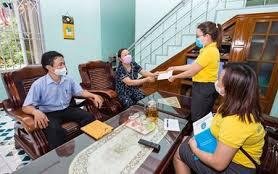 Chi trả gộp 2 tháng lương hưu, trợ cấp bảo hiểm xã hội với 4 tỉnh miền Trung