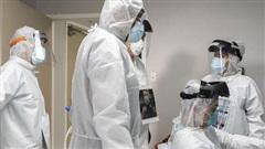 Đến sáng 2-8 đã có gần 18 triệu ca nhiễm Covid-19 trên toàn thế giới