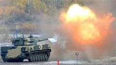 Sprut SDM1 Nga giúp Ấn Độ đánh bại tăng Type-15 Trung Quốc