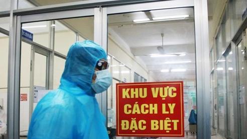 Nam Định: Cách ly 4 người, kiểm soát 12 người liên quan tới lái xe taxi đến từ Thái Bình
