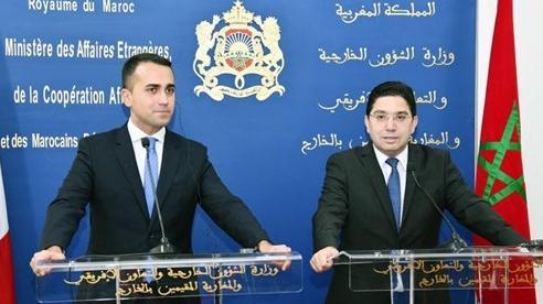 Italy, Morocco thảo luận về khủng hoảng Libya