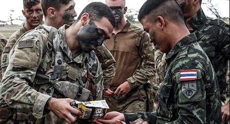 Thái Lan ngừng kế hoạch huấn luyện với Mỹ vì binh sĩ mắc COVID-19