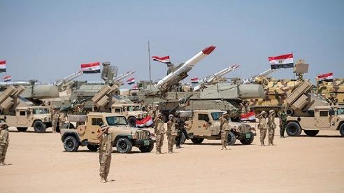 Tình hình chiến sự Syria mới nhất ngày 2/8: Ai Cập gửi quân tới tham chiến ở Idlib