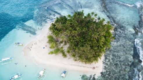 Đảo ngọc Siargao - Philippines: Hòn đảo đẹp nhất thế giới