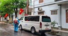 Chuyên gia Hàn Quốc tại Hải Phòng âm tính với virus SARS-CoV-2