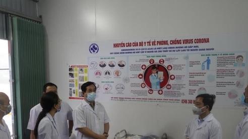 Bệnh nhân 566 tuổi cao, bệnh nền, tuyệt đối y tế Thái Bình không chủ quan trong điều trị