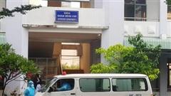 Tạm thời cách ly Khoa Ung bướu Bệnh viện đa khoa Đồng Nai