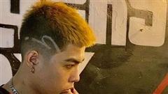 Bất ngờ với anh thợ cắt tóc về team Binz trong Rap Việt