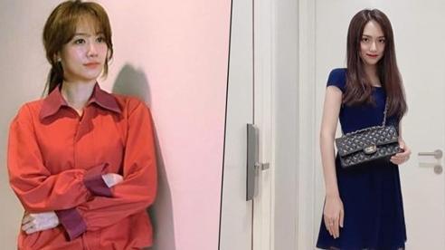 Sau Thuý Ngân - Lan Ngọc, đến lượt Hari Won - Hương Giang cosplay tạo dáng giống mẹ ruột