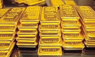 Giá vàng dưới mức 58 triệu đồng/lượng