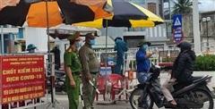 Đà Nẵng: Thực hiện phong tỏa thôn Lệ Sơn Nam