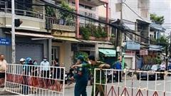 Đồng Nai phong tỏa hơn 180 hộ dân ở tuyến đường với BN 595