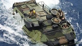 Mỹ công bố số phận 8 binh sĩ chìm cùng xe AAV