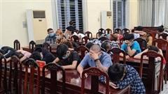 'Bữa tiệc không giới hạn' của 23 nam nữ thanh niên trong căn nhà ở Đồng Nai