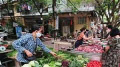 Thị trường ngày 3-8: Hàng hóa phong phú, giá cả ổn định