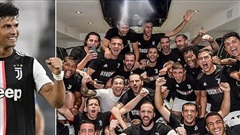 Vô địch Serie A, Ronaldo bất ngờ hé lộ tương lai