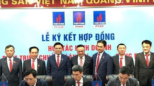 Các tổng công ty của Tập đoàn Dầu khí quốc gia Việt Nam ký thỏa thuận hợp tác